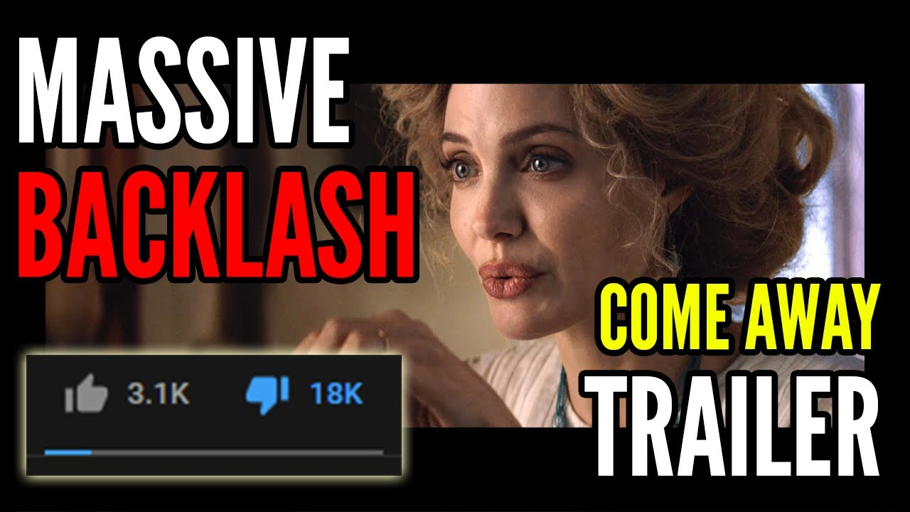 Download This May Be the Most Disliked Trailer on YouTube... COME AWAY (2021) Gets NUKED With Dislikes