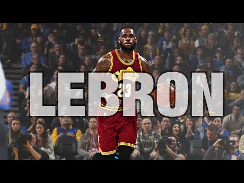 Thumbnail: LeBron James East All-Star Starter | 2017 Top 10