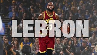 LeBron James East All-Star Starter | 2017 Top 10