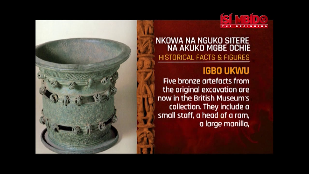 Igbo Ukwu Videos - Latest Videos from and about Igbo Ukwu, Anambra