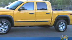 2008 Dodge Dakota TRX4 Review - Kelley Blue Book