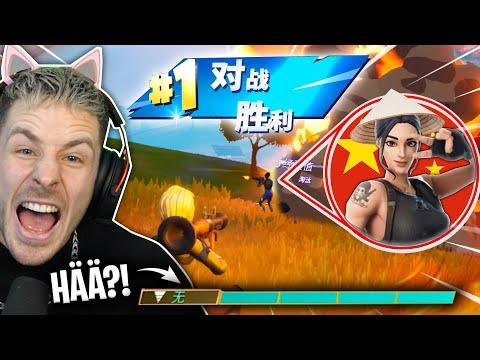 Der CHINESISCHE FORTNITE FAKE Ist Anders KRANK! WIESO Haben Wir Das NICHT??!!