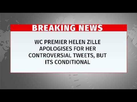Helen Zille renders half-hearted apology over colonialism tweets