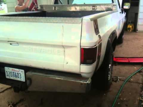 1983 chevy c20 craigslist for sale 3