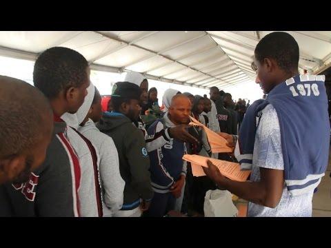 Repatriation of migrants stranded in Libya in full swing