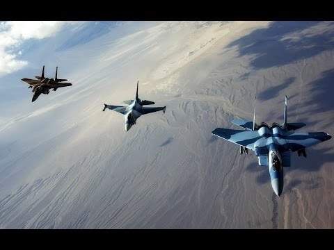 Future Air Power - Jet Fighters - [ Documentary ] 2015