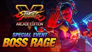 BOSS RAGE: Shadow Lady VERSUS Juri! - Street Fighter 5 Arcade Edition