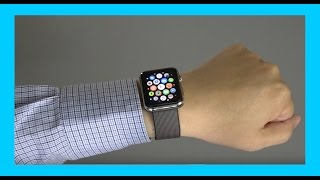 Woven Nylon Apple Watch Strap Reviewed