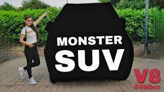 Bhayia ne li New MONSTER SUV worth Rs. 1crore ++ 😱