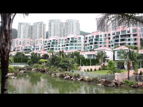 Guangzhou a Hong Kong 2013