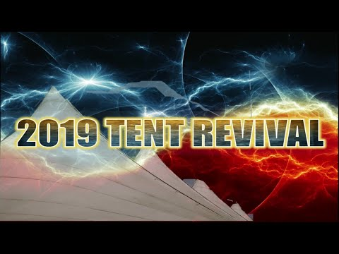 Blaine Tent Revival Night Three: THE WORD OF GOD!!!