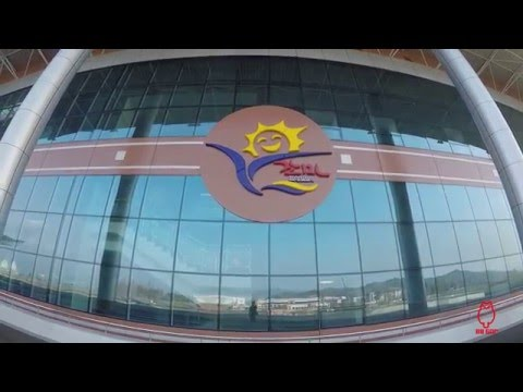 North Korea Wonsan Kalma Airport