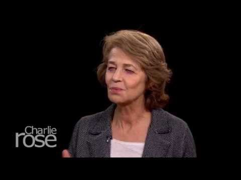 """Charlotte Rampling, Andrew Haigh on """"45 Years"""" (Dec 2015) 