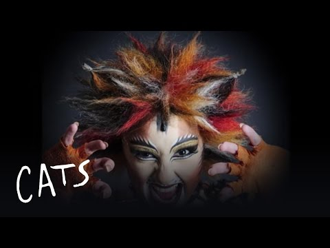 Demeter Make-Up Timelapse! | Cats the Musical