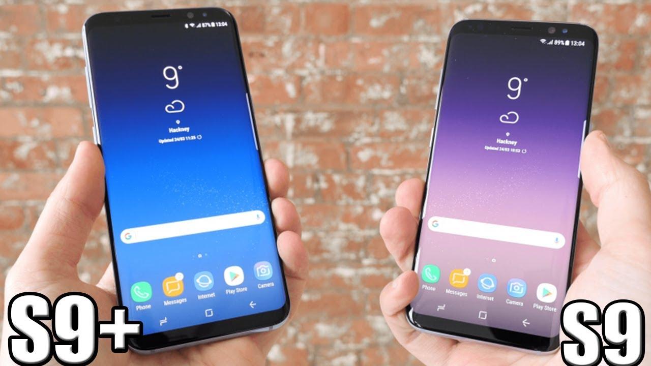 Caracteristicas Principales Del Samsung S9 Plus