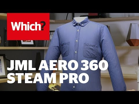 JML Aero 360 Steam Pro First Look