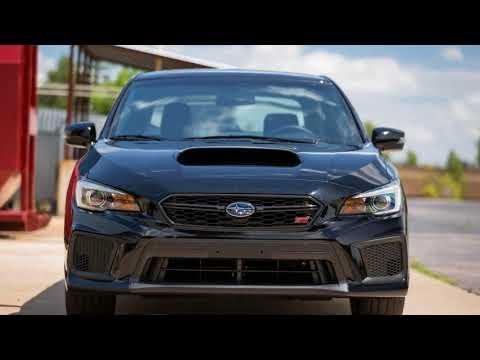 2018 Subaru WRX STI 1 REVIEW