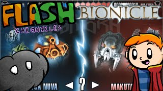Phantoka Battle For Power: Flash Chronicles