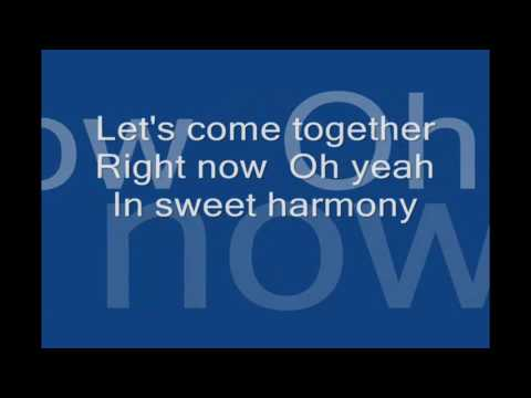 The Beloved   Sweet Harmony Official Instrumental