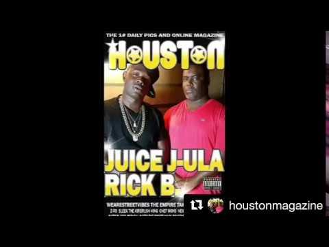 Houston magazine interview with Juice Jula Mp3