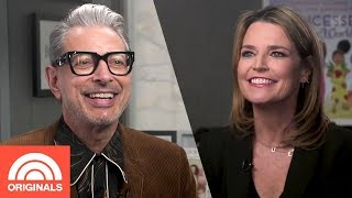 Jeff Goldblum Answers 6 Minutes Of Rapid Fire Questions | 6 Minute Marathon With Savannah | TODAY