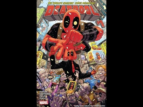 English comic deadpool PART 1 full.HD DEADPOOL