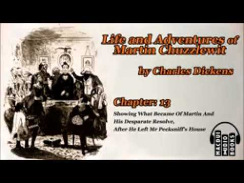 Life and Adventures of Martin Chuzzlewit by Charles Dickens Chapter 13 Free Audio Book