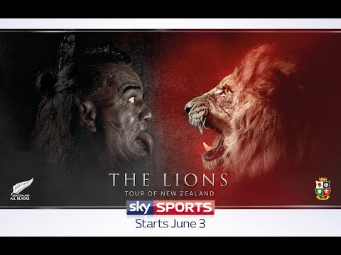The Lions on Sky Sports