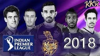 IPL 2019 Kolkata Knight Riders Possible Squad | KKR Probable Team for IPL 2019