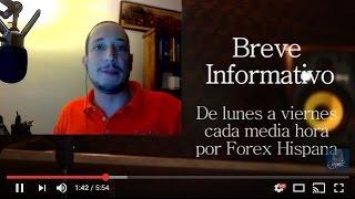 Breve Informativo - Noticias Forex del 16 de Mayo 2017