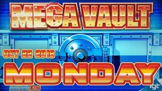 🔴 MEGA VAULT MONDAY ★ NEW IGT GAMES!!! ★ HEXBREAKER 2 and MORE!!