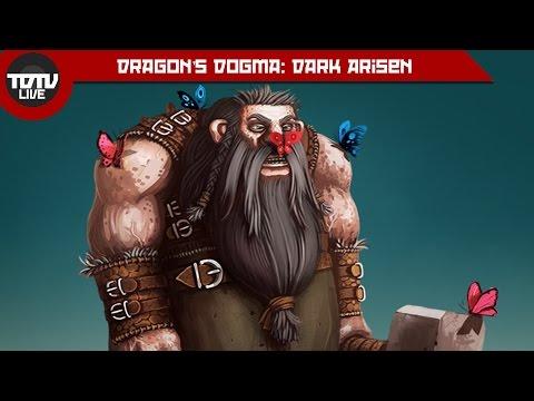 Dragon's Dogma: Dark Arisen [#1] - Начало полного гномнеца!