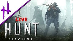 Hunt Showdown LIVE - PS4 Neustart, Stream - Let's Play Deutsch
