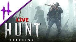 Hunt Showdown LIVE - PS4 Neustart, Stream - Let's Play Deutsch