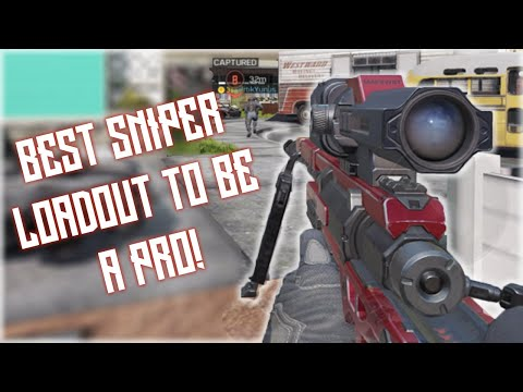 BEST Sniper Loadout In Call Of Duty Mobile! #1 Ranked Players Tips!