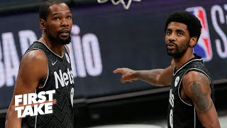 Stephen A. and Max react to the Nets' 4th straight loss | First Take