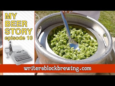 Hop Harvest IPA Home Brew - My Beer Story #10