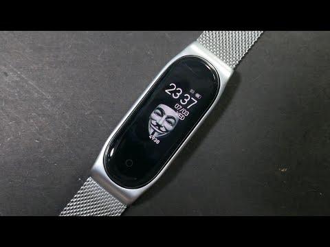 Cara Install Custom Watch Face Mi Band 4