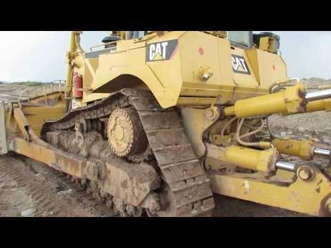 Caterpillar D8T Tractor Sobre Orugas Año 2006 - Parte 2
