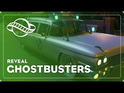 Planet Coaster: Ghostbusters   Reveal Trailer