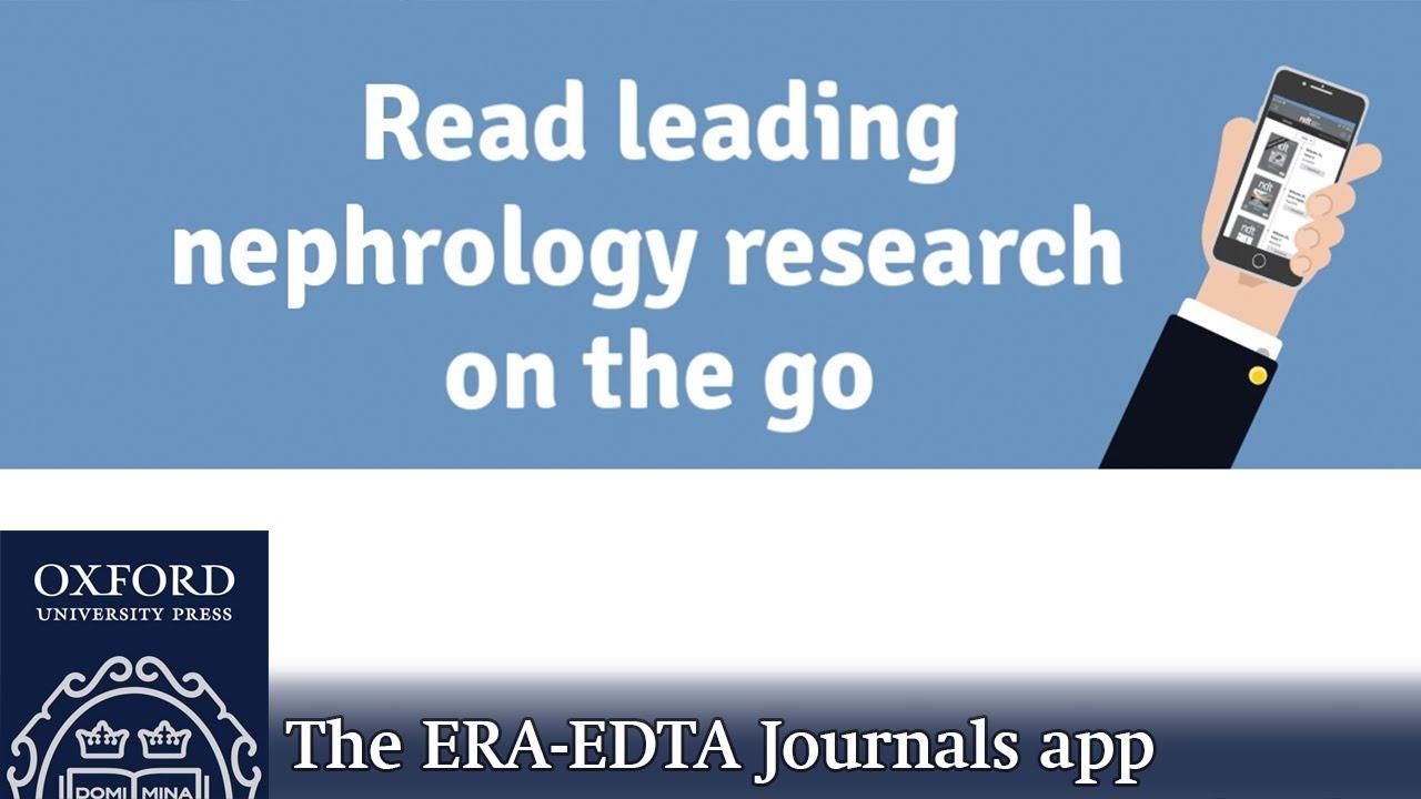 Nephrology Dialysis Transplantation | Oxford Academic