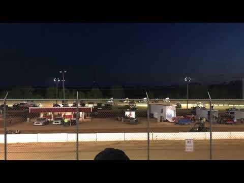 Sprint Cars @ Cochran Motor Speedway Heat 1
