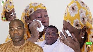 La fille ainée de Cheikh Béthio Parle de son défunt père et fond en larmes