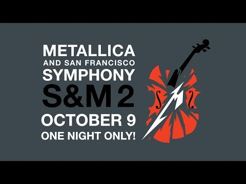 Metallica: S&M² - In Theaters October 9th (Trailer)