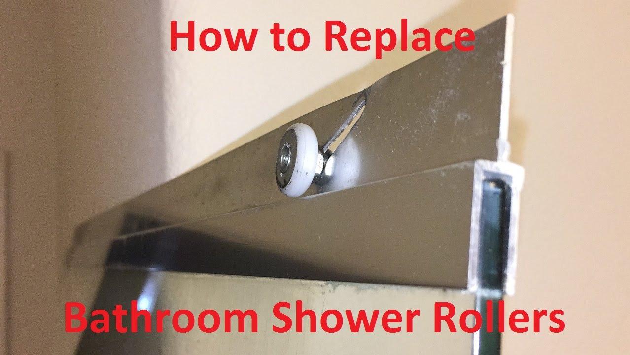 Shower Door Guide Bottom