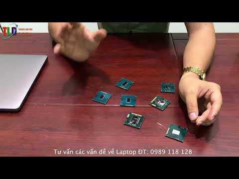 Giải đáp Những Kiến Thức Về CPU Laptop
