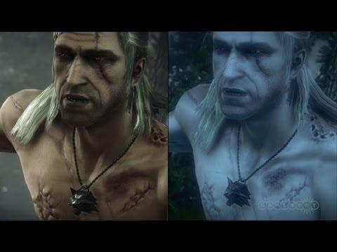 The Witcher 2: Enhanced Edition Graphics Comparison