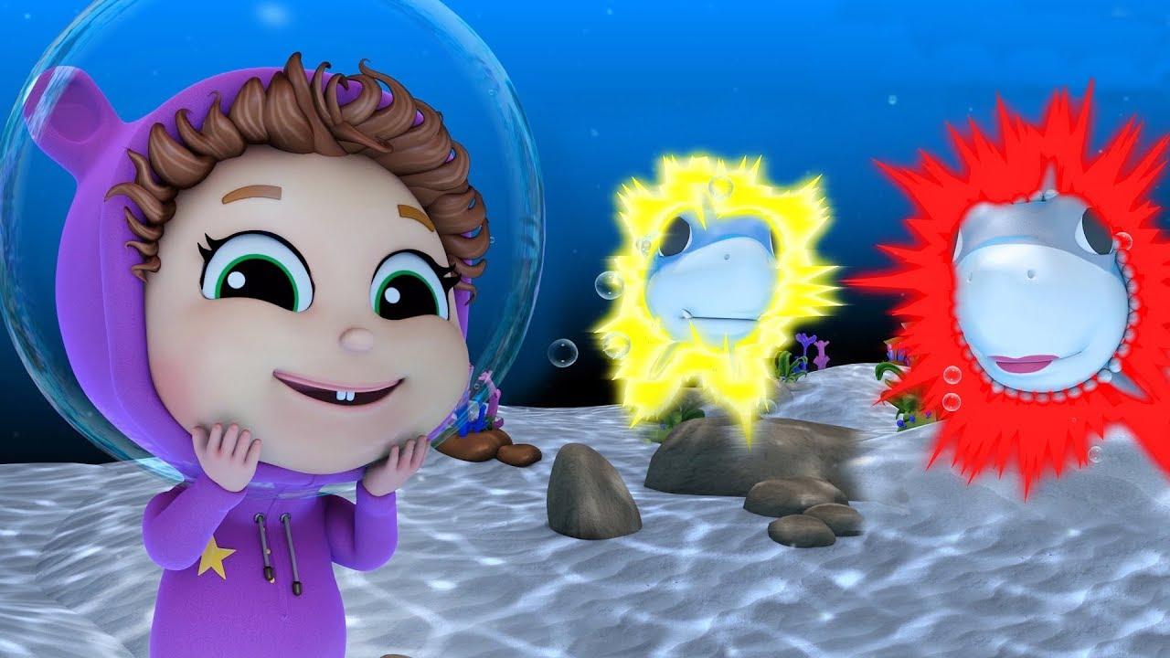 Baby Shark Dance Hiccups!   Baby Shark Spark   Learn ...