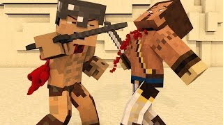 """300"" - Minecraft Parody"