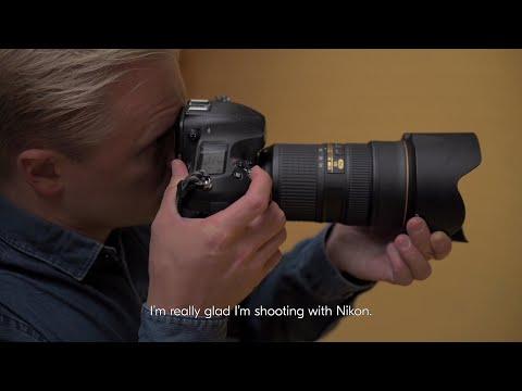 Nikon confirme le développement du D6 et d'un téléobjectif 120-300 mm f/2,8